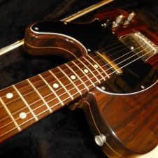Fender Telecaster  Rosewood - First Year Japanese reissue image