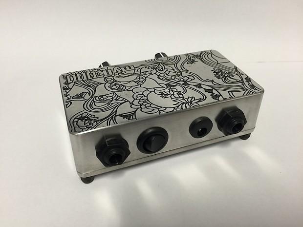 mylk386 handmade mini travel amp micro guitar head reverb. Black Bedroom Furniture Sets. Home Design Ideas