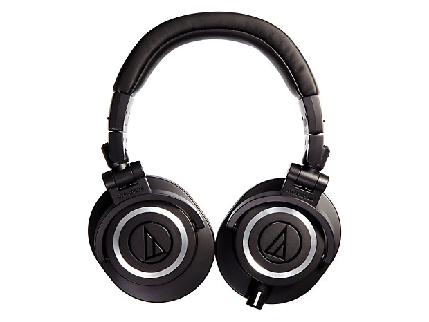 audio technica ath m50x professional studio monitor reverb. Black Bedroom Furniture Sets. Home Design Ideas