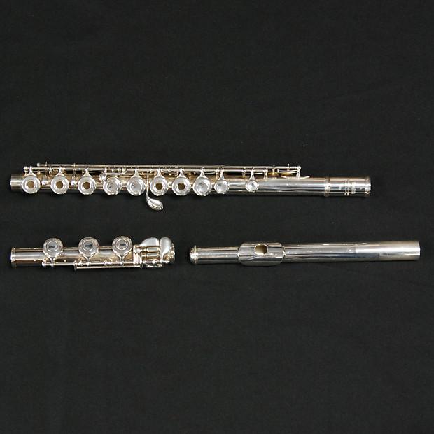 Yamaha Intermediate Open Hole Flute