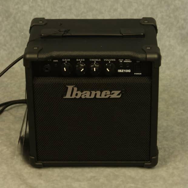 ibanez ibz10g toneblaster 10 watt guitar combo amplifier reverb. Black Bedroom Furniture Sets. Home Design Ideas