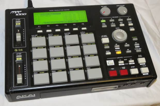 how to use mpc drum