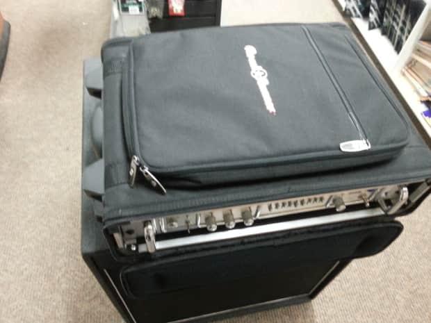 ICON: Kustom Instrument Amplifiers: