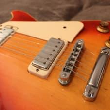 Gibson Les Paul Deluxe 1976 Cherry Sunburst image