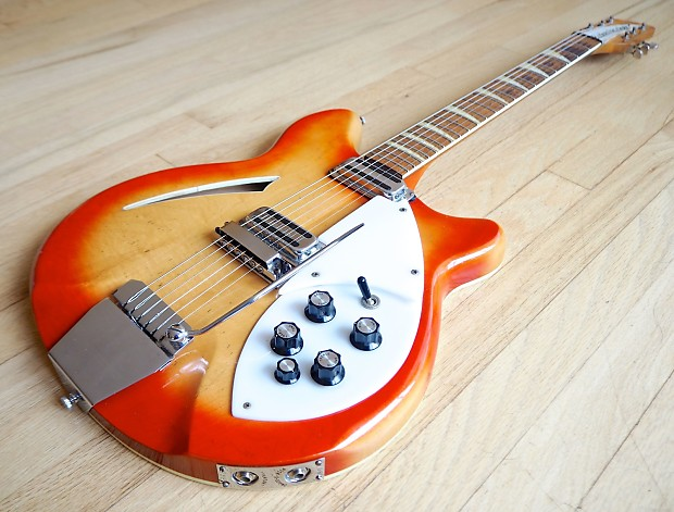 Open Box Rickenbacker 350V63 Electric Guitar