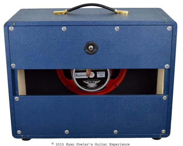 Reinhardt Oversized 1x12 Cabinet W Cover Reverb