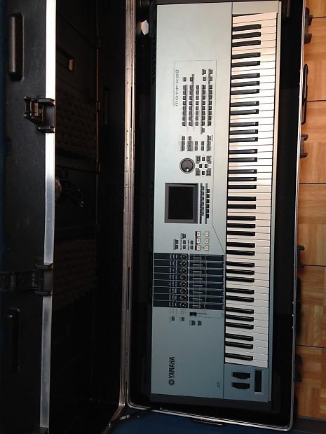 Yamaha motif xs8 88key fully weighted w hard case reverb for Yamaha motif xs8 specs