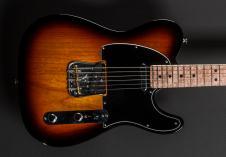 Fender Custom Shop NOS Proto Tele 2014 3 Tone Sunburst image