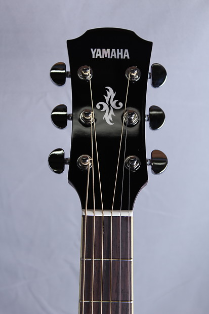 Yamaha Apx 500 Thinline Acoustic Electric Guitar Dusk Sun