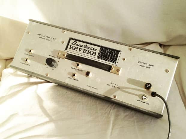 Vintage Danelectro Spring Reverb Model 9100 Reverb
