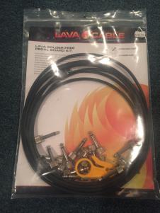 Lava Cable Solder-free Black image
