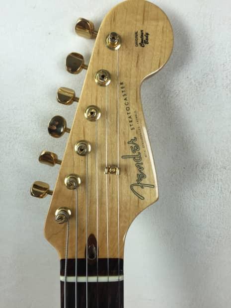Fender Fsr 2005 Deluxe Vintage Player 62 Stratocaster