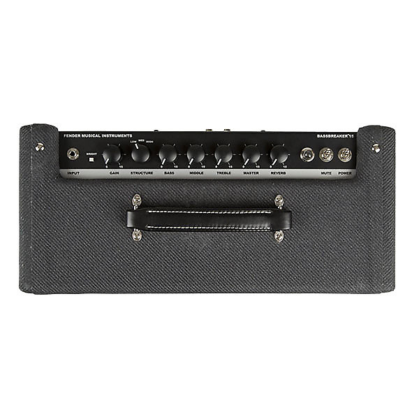 fender bassbreaker 15 head reverb. Black Bedroom Furniture Sets. Home Design Ideas
