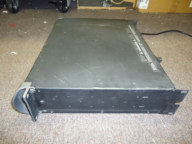 qsc plx 2402 plx series power amplifier 2400 watts used works reverb. Black Bedroom Furniture Sets. Home Design Ideas