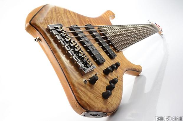 hanewinckel thorne 8 string electric bass guitar w rmc reverb. Black Bedroom Furniture Sets. Home Design Ideas