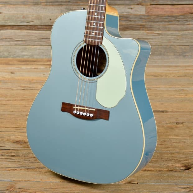 fender sonoran california series acoustic electric baby blue reverb. Black Bedroom Furniture Sets. Home Design Ideas