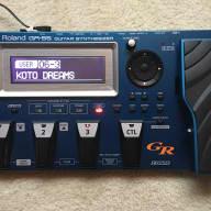 Roland GR 55 2014 blue