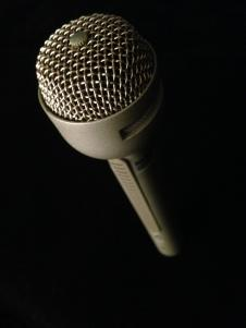 Pristine Vintage Electro-Voice RE15 Dynamic Microphone (Electrovoice, RE 15, mic) image