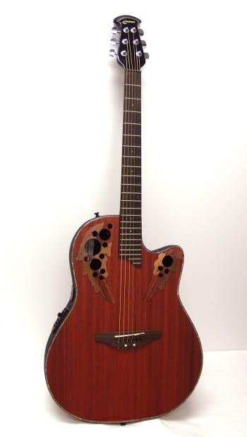 Ovation CC44-FKOA Review | Chorder.com - Guitar Reviews