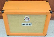 "Orange PPC212 120W 2x12"" Guitar Speaker Cabinet image"