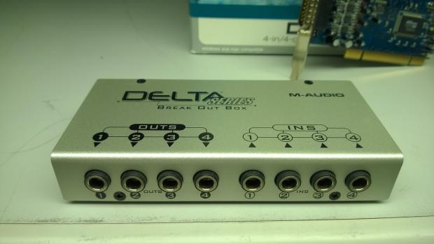 Download Delta 44 Driver by M-Audio at Software