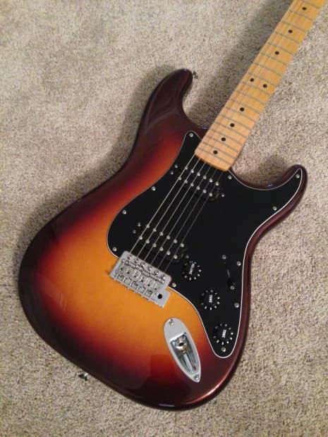 Fender Fsr Special Edition Stratocaster 2010 Copperburst