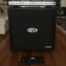 EVH 5150 III 100W Head and Matching 4X12 Cabinet image