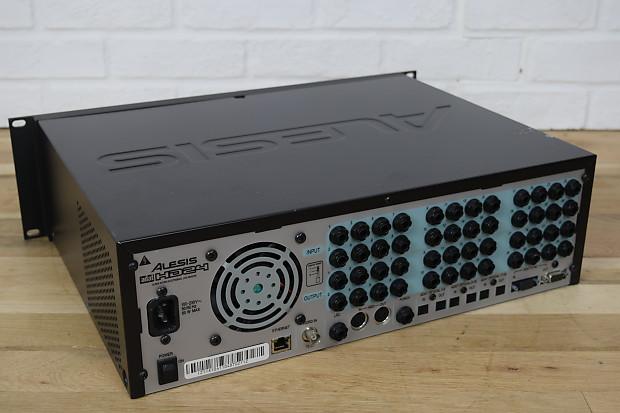 alesis hd24 digital 24 track multitrack recorder near reverb. Black Bedroom Furniture Sets. Home Design Ideas
