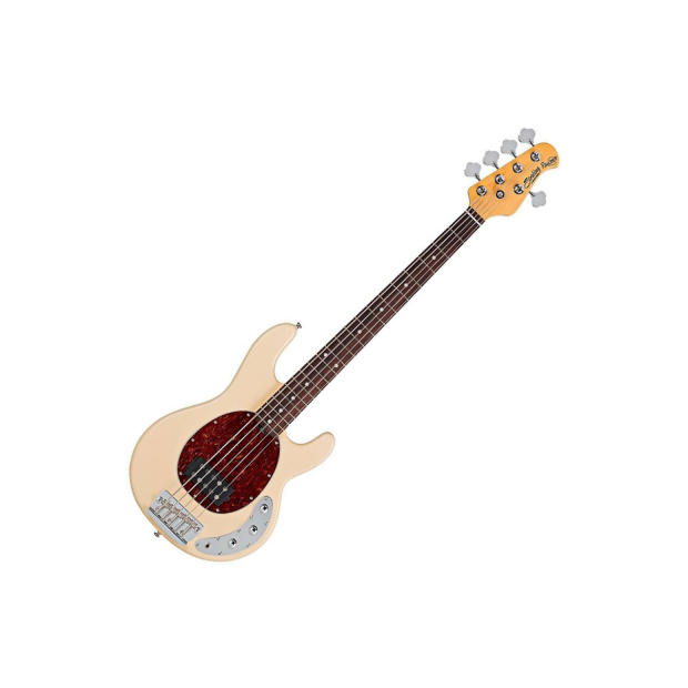 sterling by music man ray35ca 5 string bass guitar w bag reverb. Black Bedroom Furniture Sets. Home Design Ideas