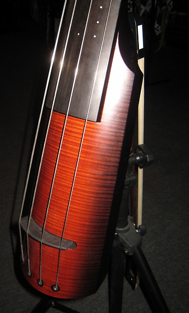 how to build an electric upright bass