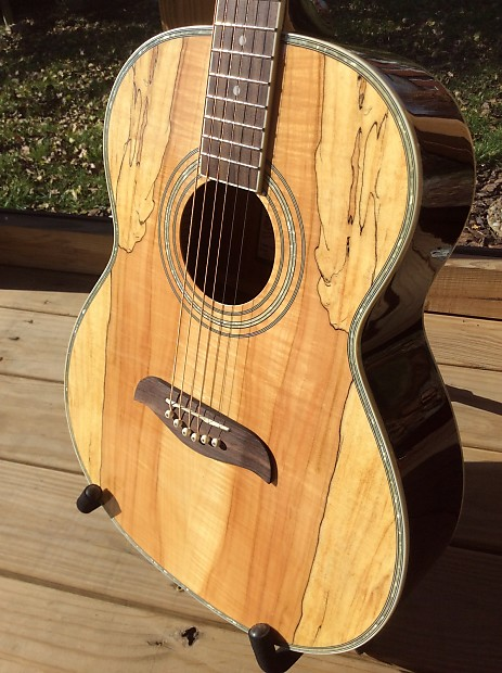 oscar schmidt of2sm folk acoustic guitar w 12 choice points reverb. Black Bedroom Furniture Sets. Home Design Ideas