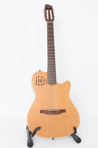 2012 godin multiac nylon encore acoustic electric guitar reverb. Black Bedroom Furniture Sets. Home Design Ideas