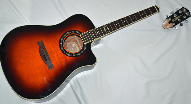 fender t bucket 300ce acoustic electric guitar project to reverb. Black Bedroom Furniture Sets. Home Design Ideas