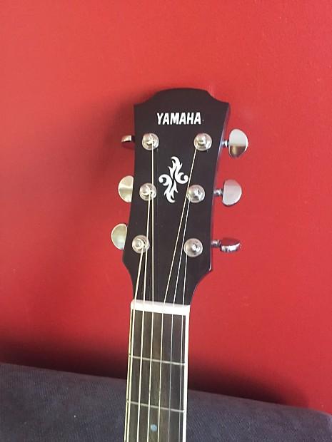 Yamaha apx 500 iii reverb for Yamaha fg830 specs