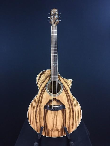 Zebrawood Electric Guitar : ibanez ew20zwe exotic wood series zebrawood acoustic electric reverb ~ Hamham.info Haus und Dekorationen