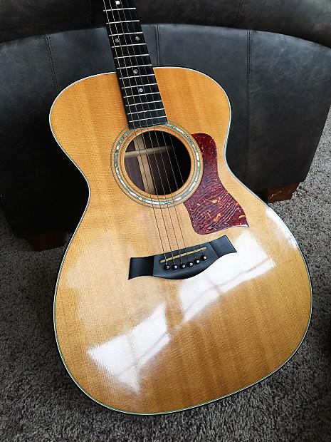 Auto Body Shop Near Me >> Taylor 712 1994 Acoustic Guitar - Mint - | Reverb