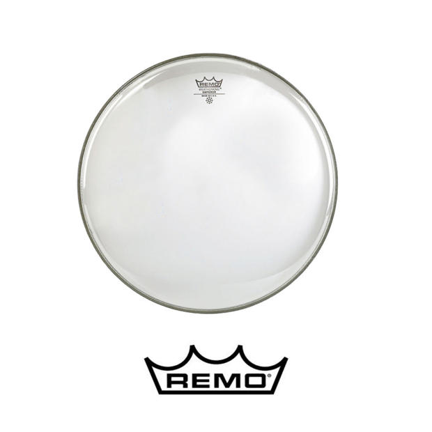 remo weatherking clear ambassador bass drumhead 22 reverb. Black Bedroom Furniture Sets. Home Design Ideas