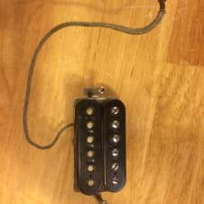 Gibson Patent Number T-Top Pickup 1960s-70s w long leads image