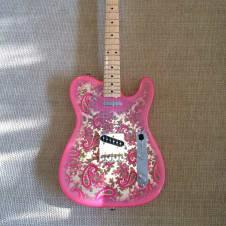 Fender Telecaster '69 Reissue 2007 Paisley Pink image