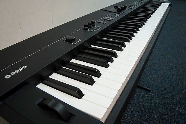 yamaha cp50 88 note stage piano stand not included demo reverb. Black Bedroom Furniture Sets. Home Design Ideas