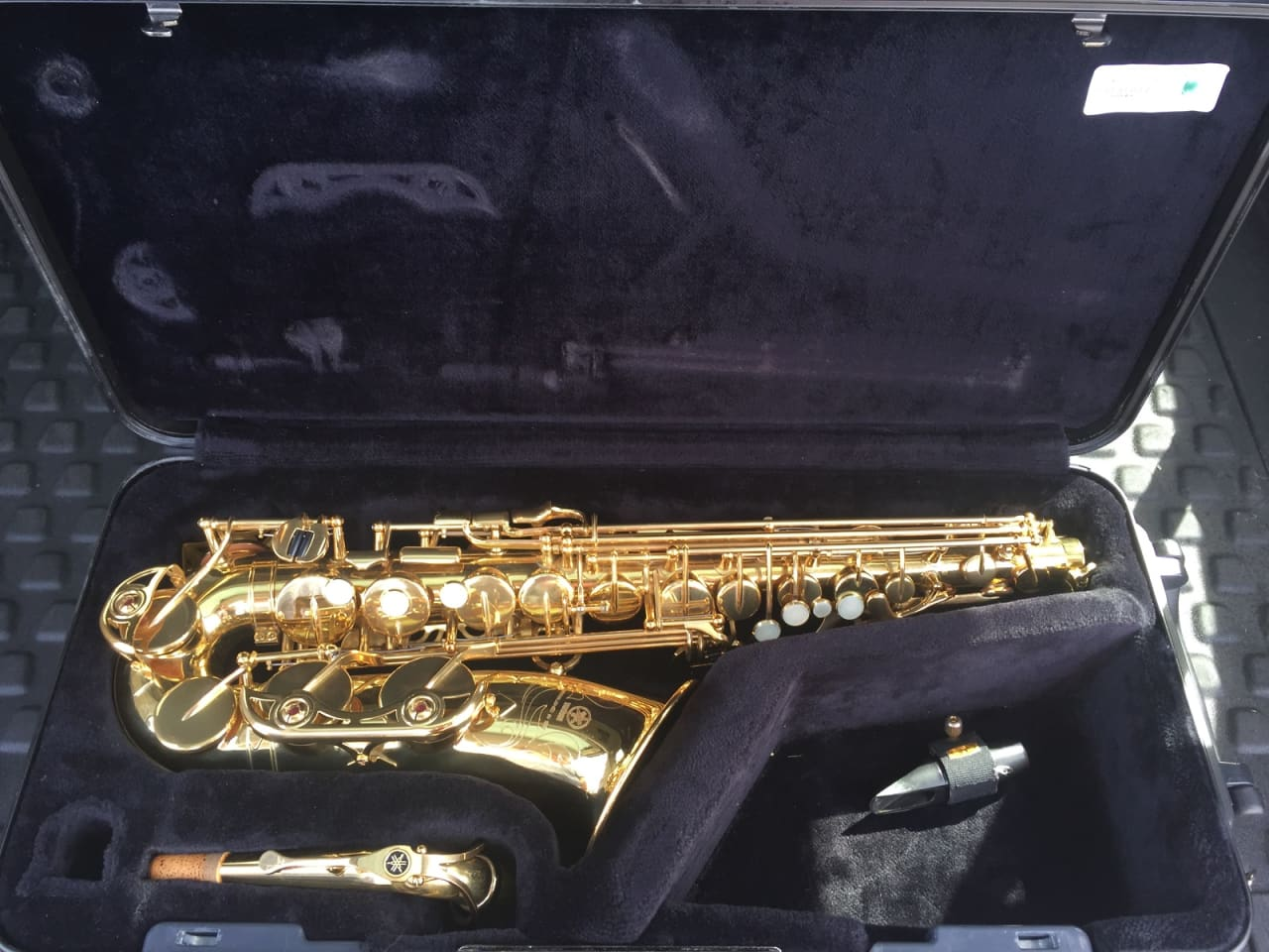 Yamaha Alto Saxophone Yas  Used Price