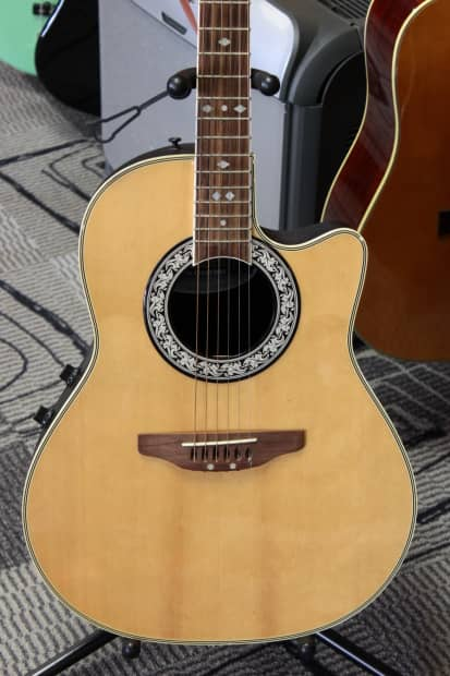 Ovation 6-String Acoustic Guitars   Musician's Friend