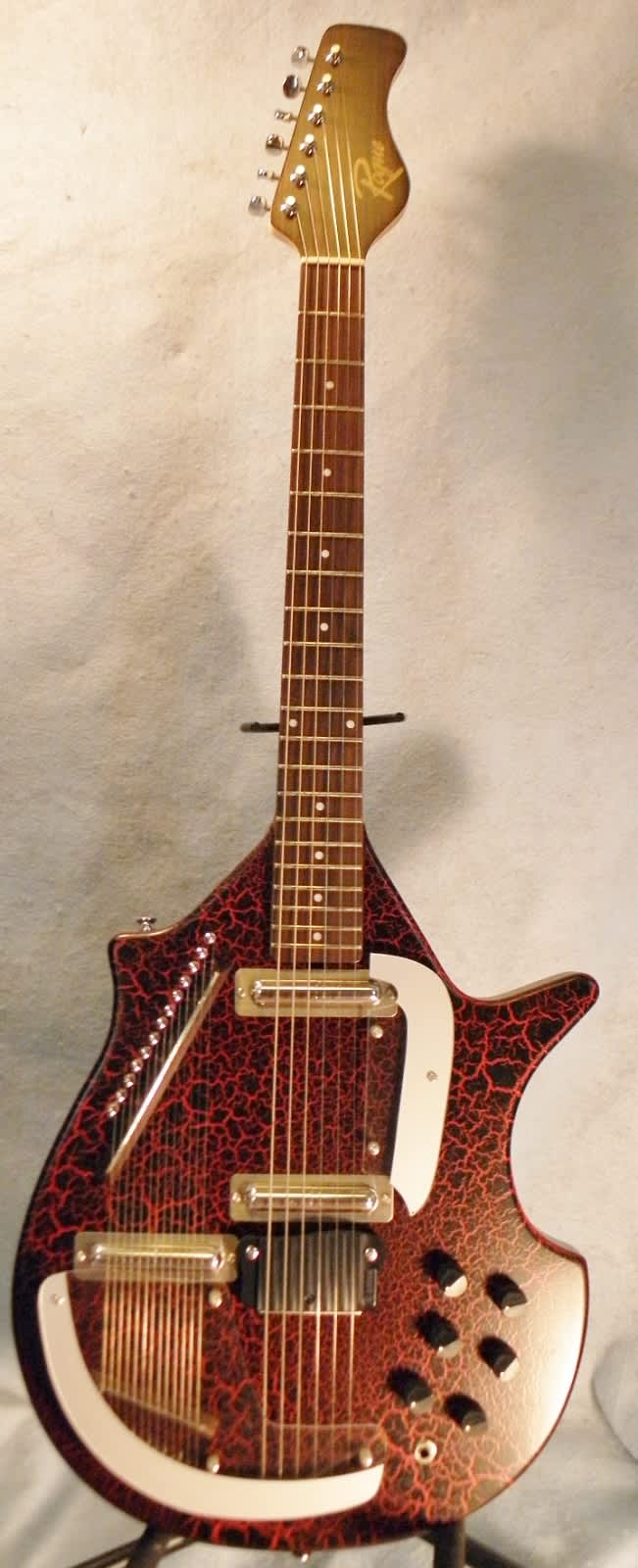 Str Yamaha Electric Guitar