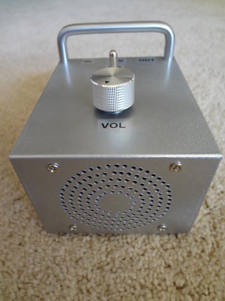 guitar tube amp attenuator 80 watts 4 8 ohm not power brake reverb. Black Bedroom Furniture Sets. Home Design Ideas