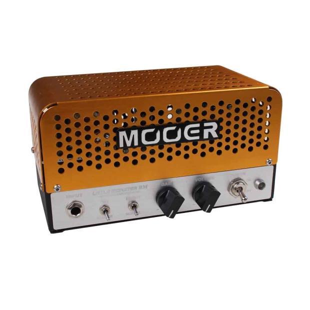 mooer audio little monster bm 5w boutique hand made tube bass guitar amp mini head free. Black Bedroom Furniture Sets. Home Design Ideas