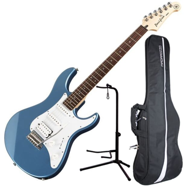 Yamaha pacifica pac112j electric guitar bundle reverb for Yamaha pacifica 112 replacement parts