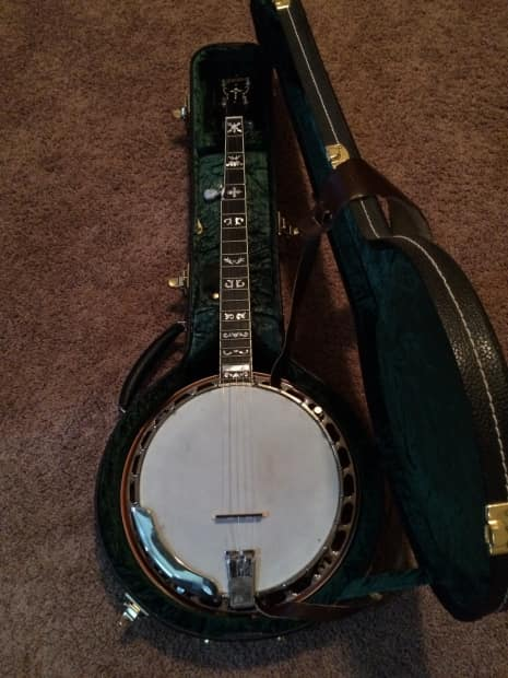 Gibson Granada Flying Eagle Banjo