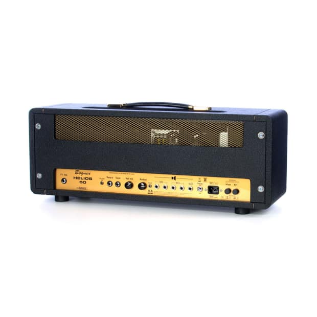 Jerry Auto Sales >> Bogner Amps HELIOS 50 Watt Head - Modified Marshall style | Reverb