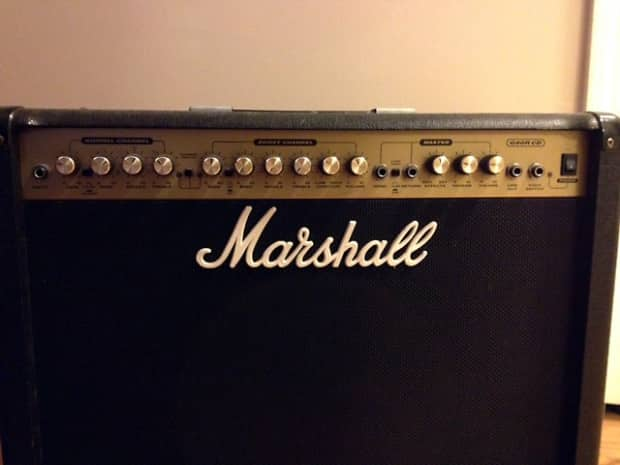 Marshall Mg15cfx Micro Stack Manual