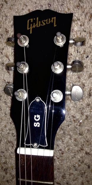 2008 gibson sg special self tuning robot electric guitar made in the usa hardshell case reverb. Black Bedroom Furniture Sets. Home Design Ideas